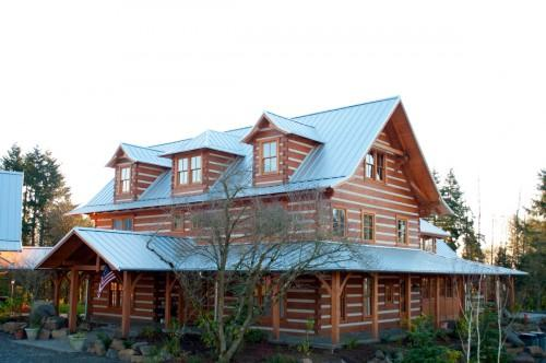 Log Timber Frame Home Articles Help Find