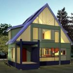 Loq Kit Modular Homes Made Interchageable Parts