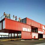 Lot Container Homes Puma City Hosted