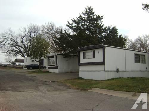 Lot Mobile Home Park Trailers Sale College Town