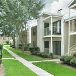 Louisiana Affordable Parc Fontaine Apartments New Orleans