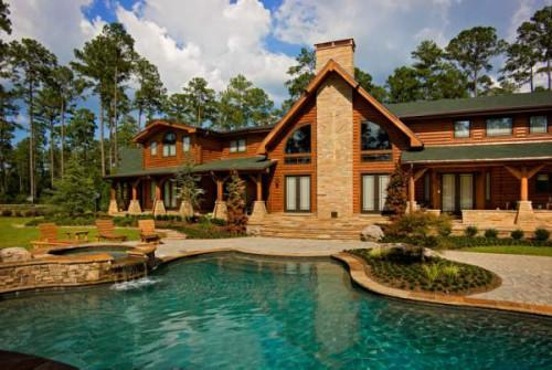 Love Look Our Log Houses Options Design