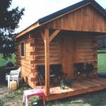 Low Cost Log Homes