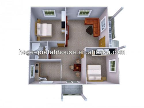 Low Cost Prefab House Plans Made