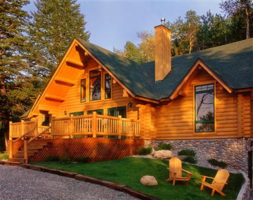 Lumber Jack Log Homes Neville