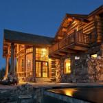 Luxurious Log Cabins Million