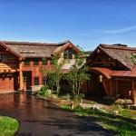 Luxury Big Sky Log Cabins