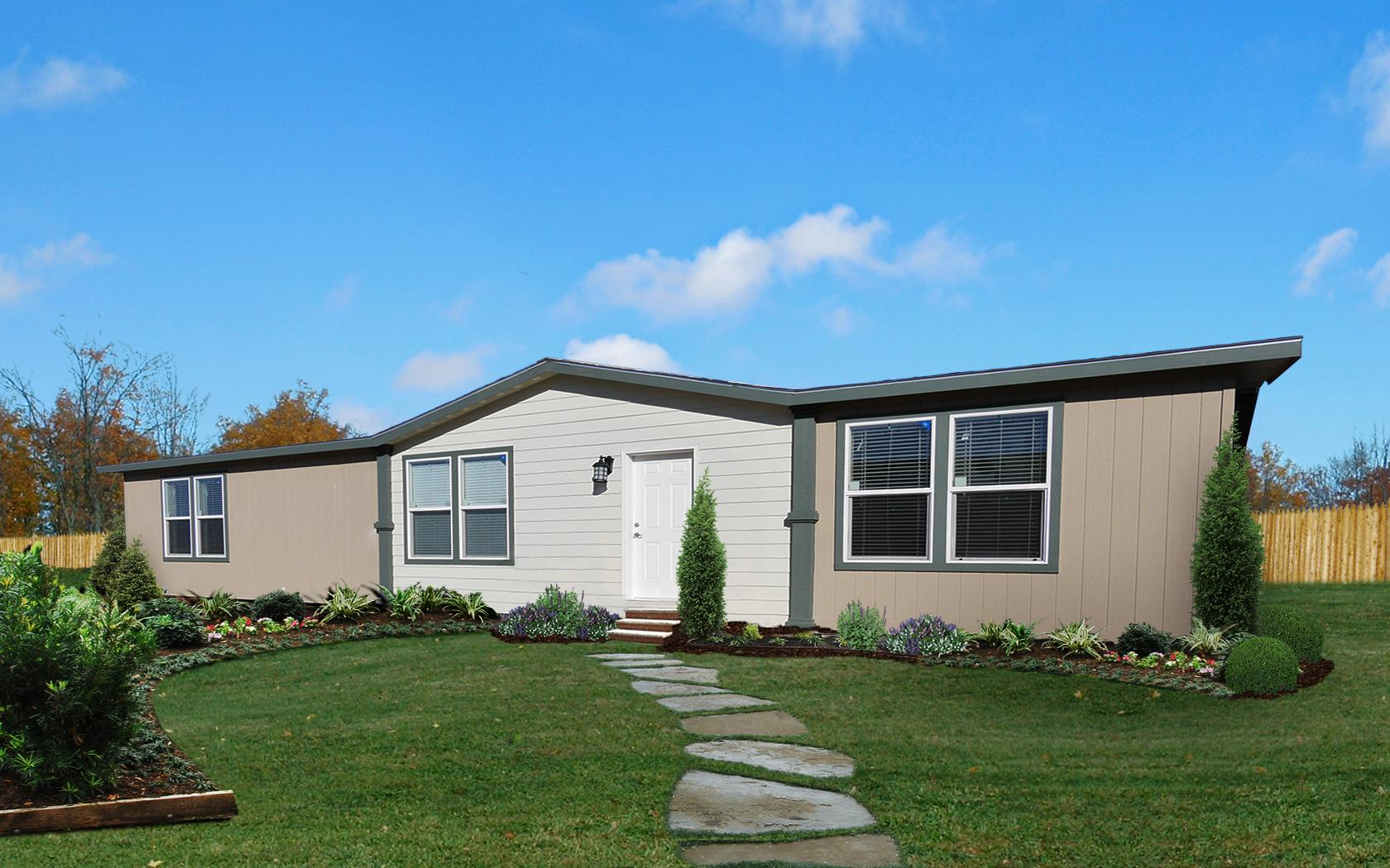 Luxury Double Wide Mobile Homes Manufactured Home