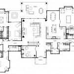 Luxury Log Cabin Floor Plans
