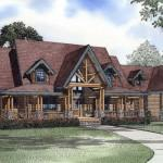 Luxury Log Home Plans Cabin Coolhouseplans
