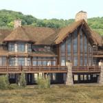 Luxury Log Home Plans