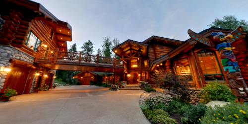 Luxury Log Home Sale Steamboat Springs Virtual Tours