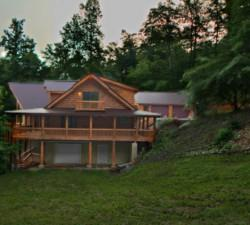 Luxury Log Homes For Sale