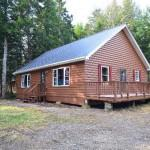 Maine Lakefront Home Sale Near Lakeville