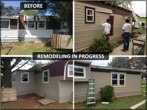 Maintenance Expert Mobile Home Remodeling Complete Construction