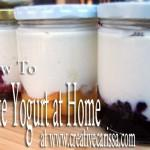 Make Yogurt Home Your Crockpot