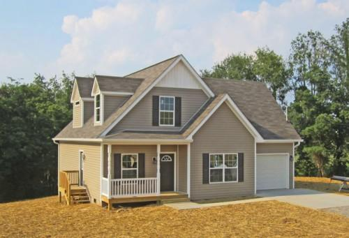 Manufactured Andfor Fleetwood Homes Inc Green Hill Modular Home