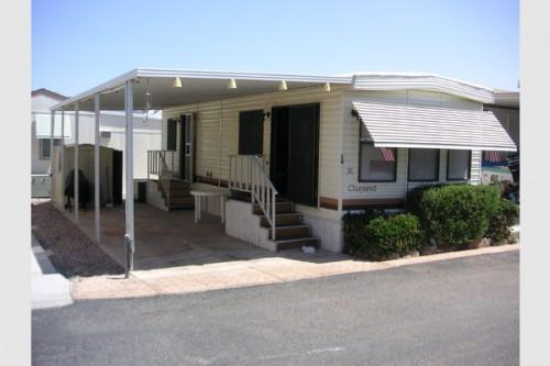 Manufactured Home Communities Arizona