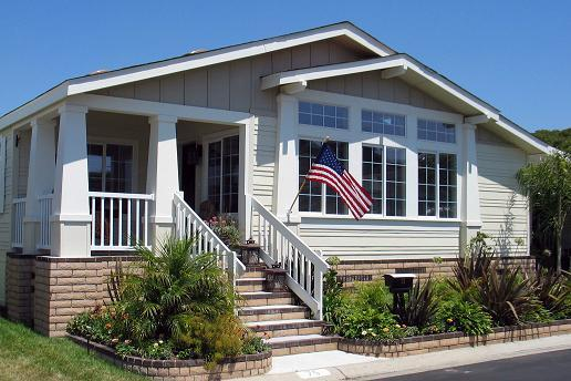 Manufactured Home Community Conversion