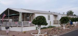 Manufactured Home Gated Community Golf Sale