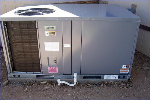 Manufactured Home Heat Pump Queen Creek