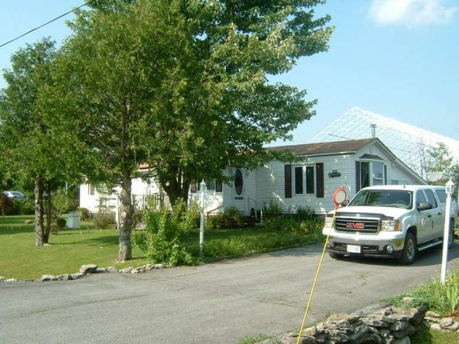 Manufactured Home Land Sale