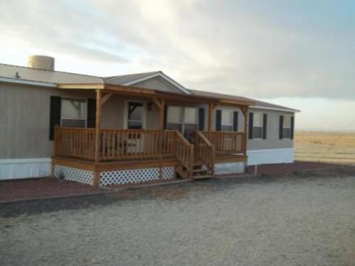 Manufactured Home Moriarty New Mexico Acreage