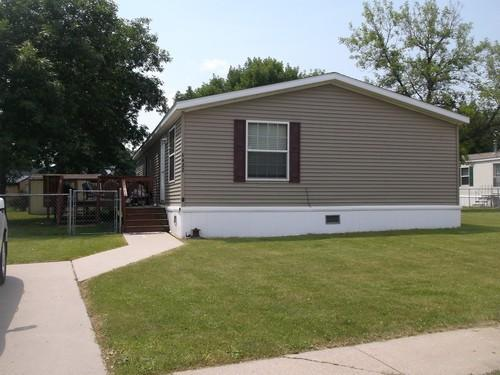 Manufactured Home Must Sell