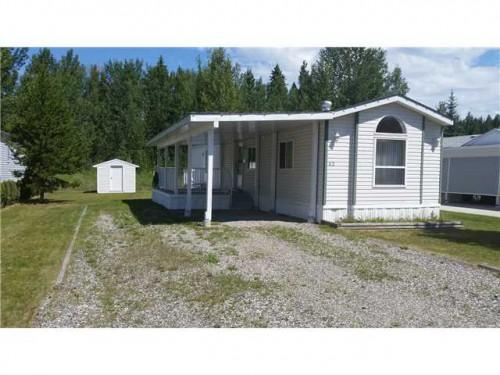 Manufactured Home Sale Meadowood Mobile Park Quesnel