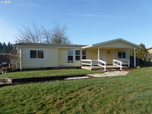 Manufactured Home Sales Oregon