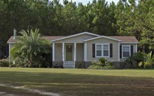 Manufactured Home Single Story Unit Live Oak