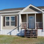 Manufactured Homes Have Fixed Frame While Modular