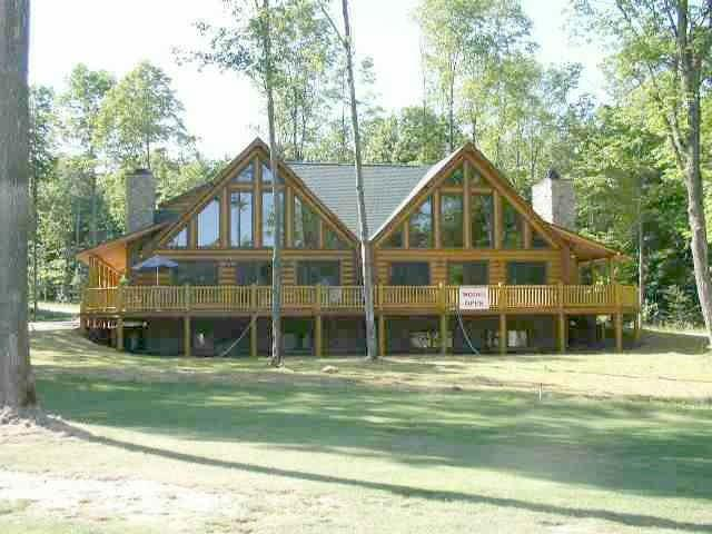 Manufactured Log Home Builders