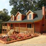 Manufactured Log Homes