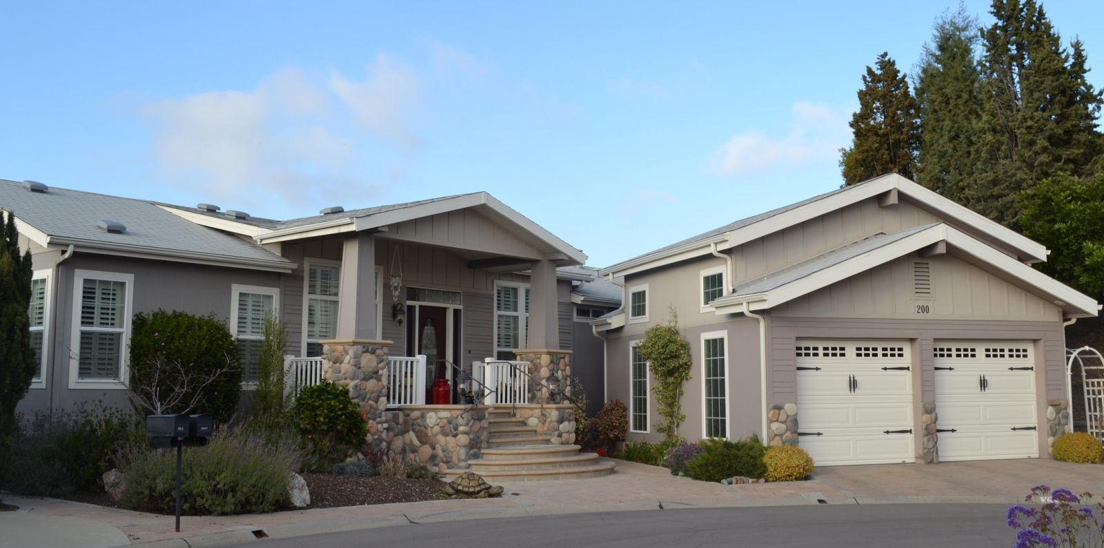 Many Purchasers New Manufactured Homes Have Their