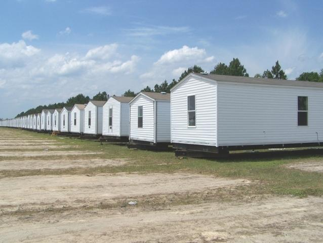 Many Say Consumers Would Rather Buy Used Fema Mobile Home Than Pay