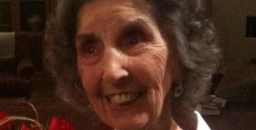 Marie Dorothy Clarke Passed Away Sunday October