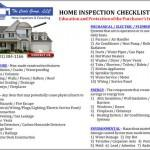Maryland Home Inspection Checklist Experts