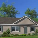 Meadow Brook Ranch Style Modular Homes