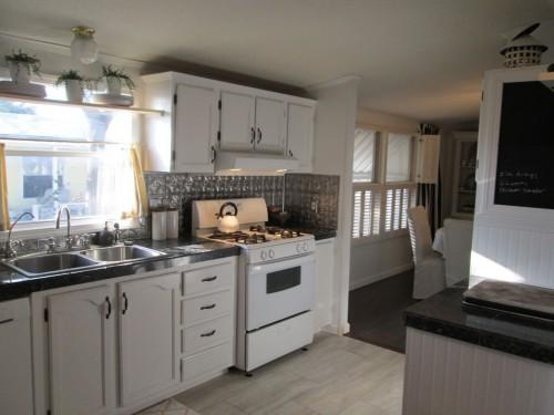 Melodie Marvelous Manufactured Home Makeover