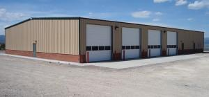 Metal Buildings Fire Stations
