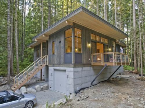 Method Homes Completes Its First Prefab Cabin