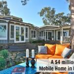 Million Dollar Mobile Home Paradise Cove Malibu