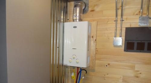 Mini Mobile Home Water Heater