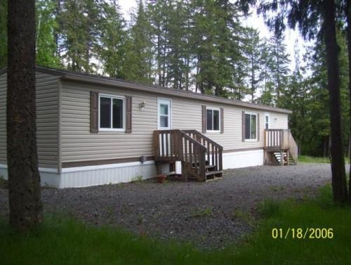 Mint Condiiton Mobile Home Sale Little Fort British Columbia