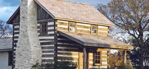 Missouri Log Cabin