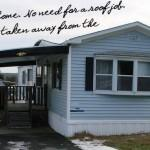 Mobile Home Advice