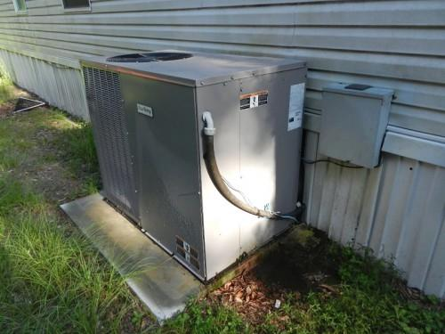 Mobile Home Air Conditioners Different Than Split System