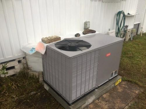 Mobile Home Air Conditioning Replacement