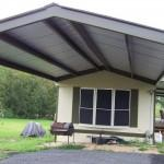 Mobile Home Aluminum Porch Awnings Design